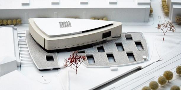 Wettbewerbsbeitrag | Archäologisches Zentrum Mainz