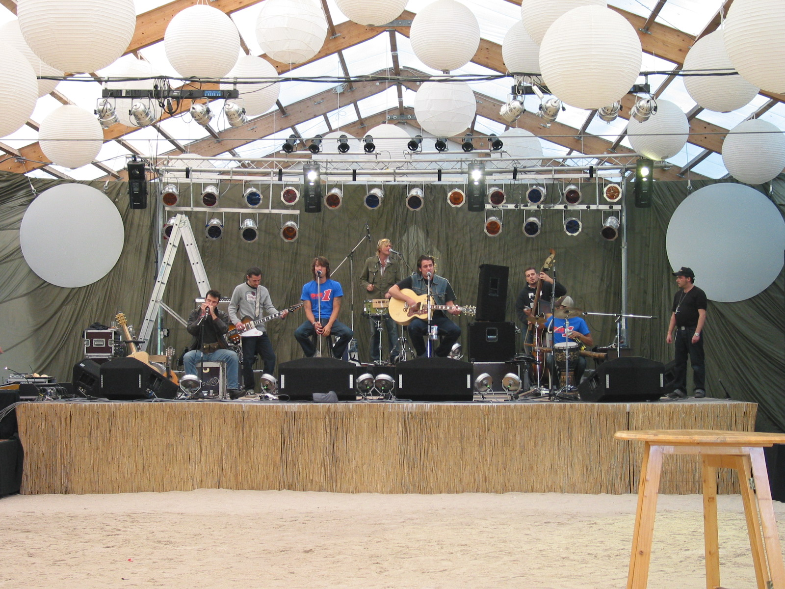 Soundcheck: Boss Hoss