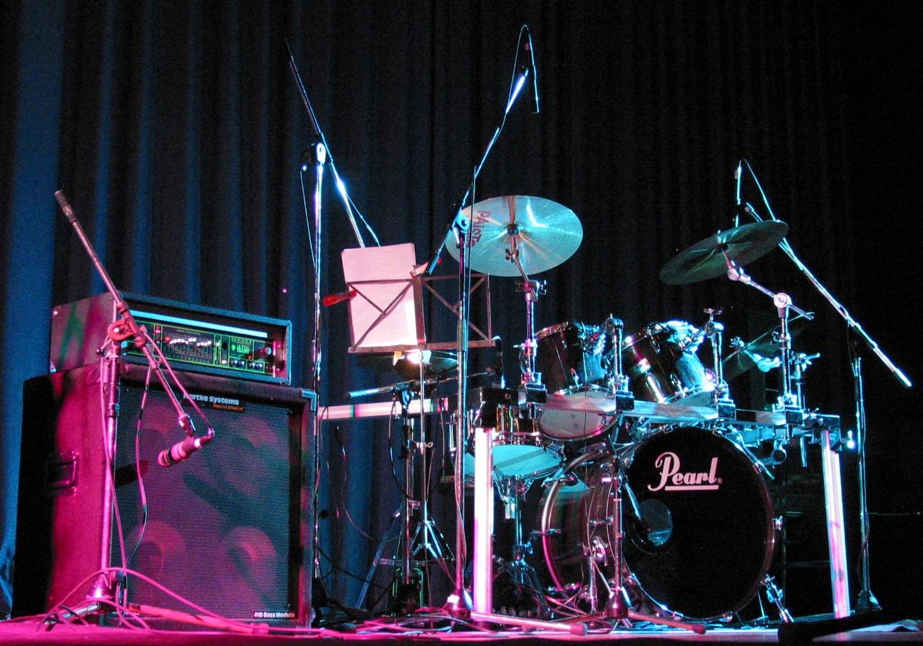 Konzert: Drumset