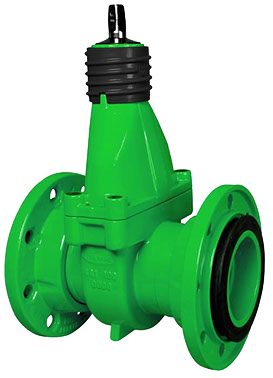 Abwasser-Schieber DN 40 – DN 300