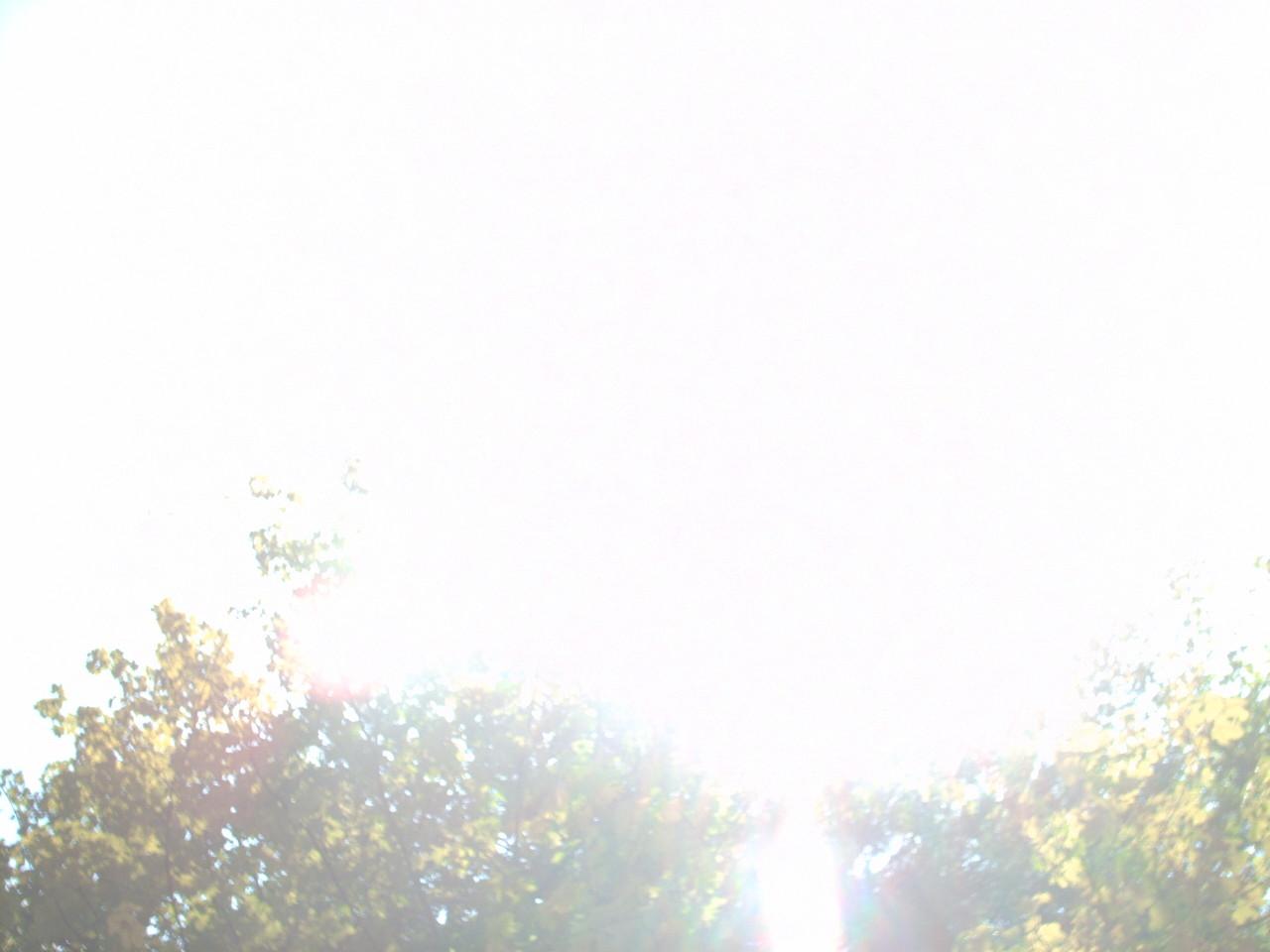 Untersberg - Maria Himmelfahrt am 15.08.2012 - Toröffnung (das ist NICHT die Sonne)