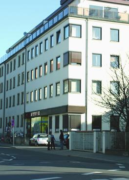 Ärztehaus Hainstraße Bamberg