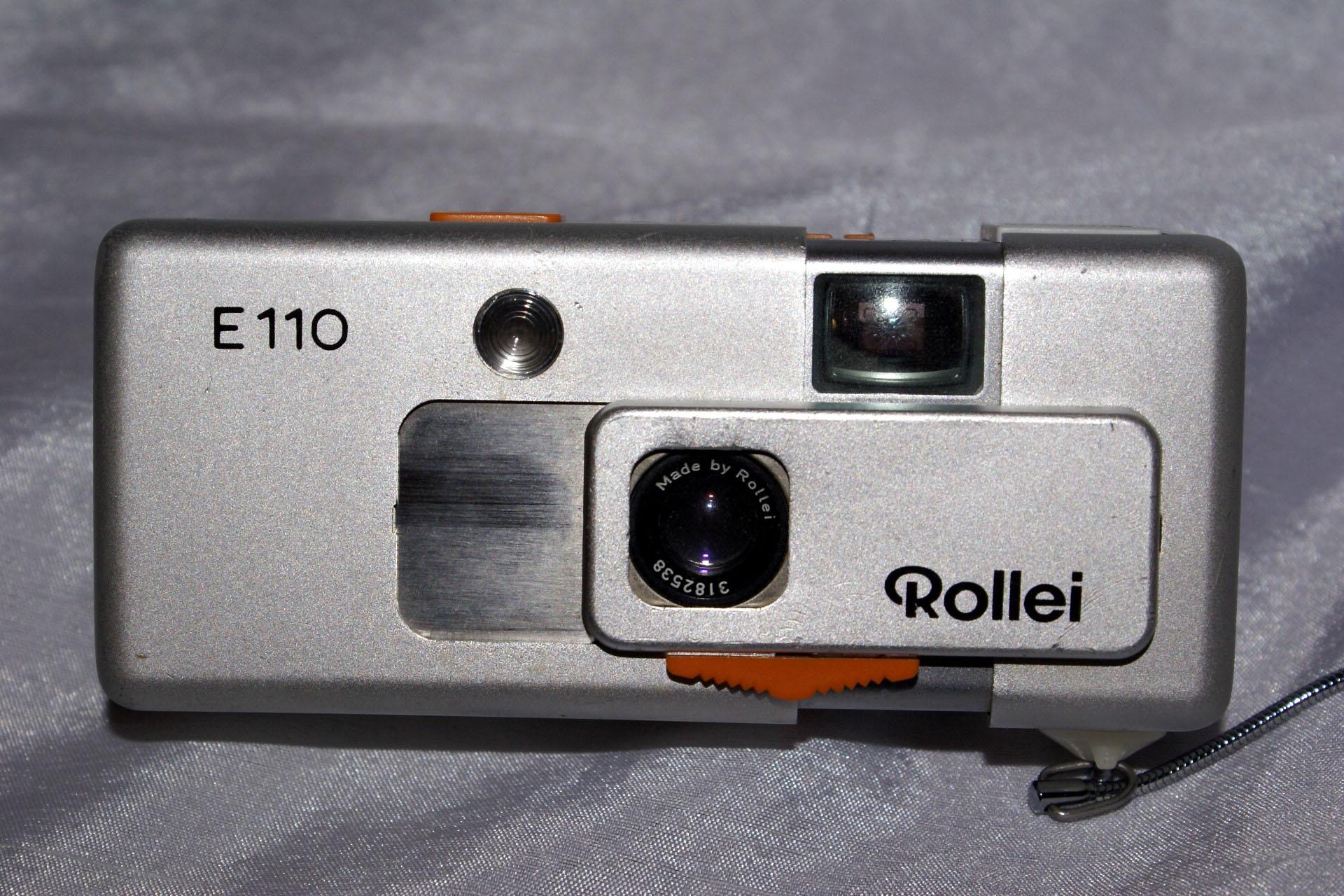Un haut de gamme / ROLLEI E110