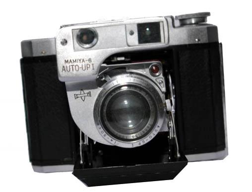 MAMIYA Format 6X6