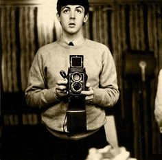 PAUL MC CARTNEY ROLLEIFLEX
