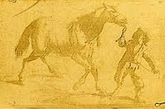 HELIOGRAPHIE obtenue par N. NIEPCE en 1825