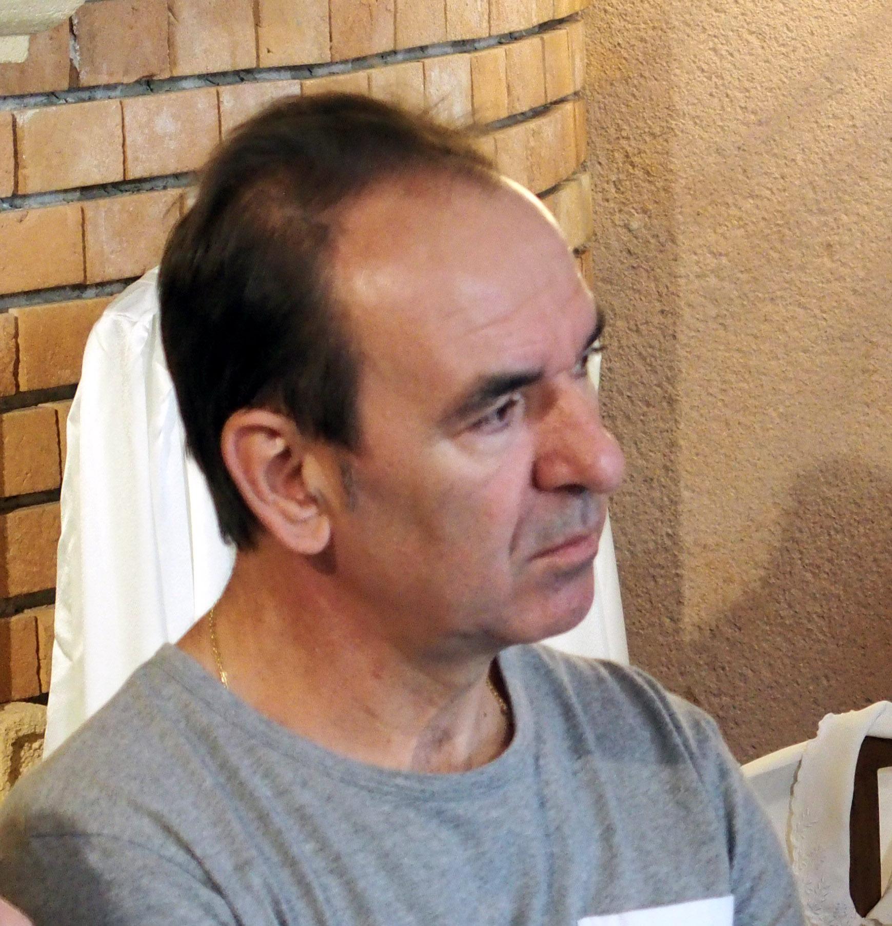 PASCAL PEYROT créateur du MUSEE ATELIER DE LA PHOTOGRAPHIE de BEAUTIRAN en GIRONDE