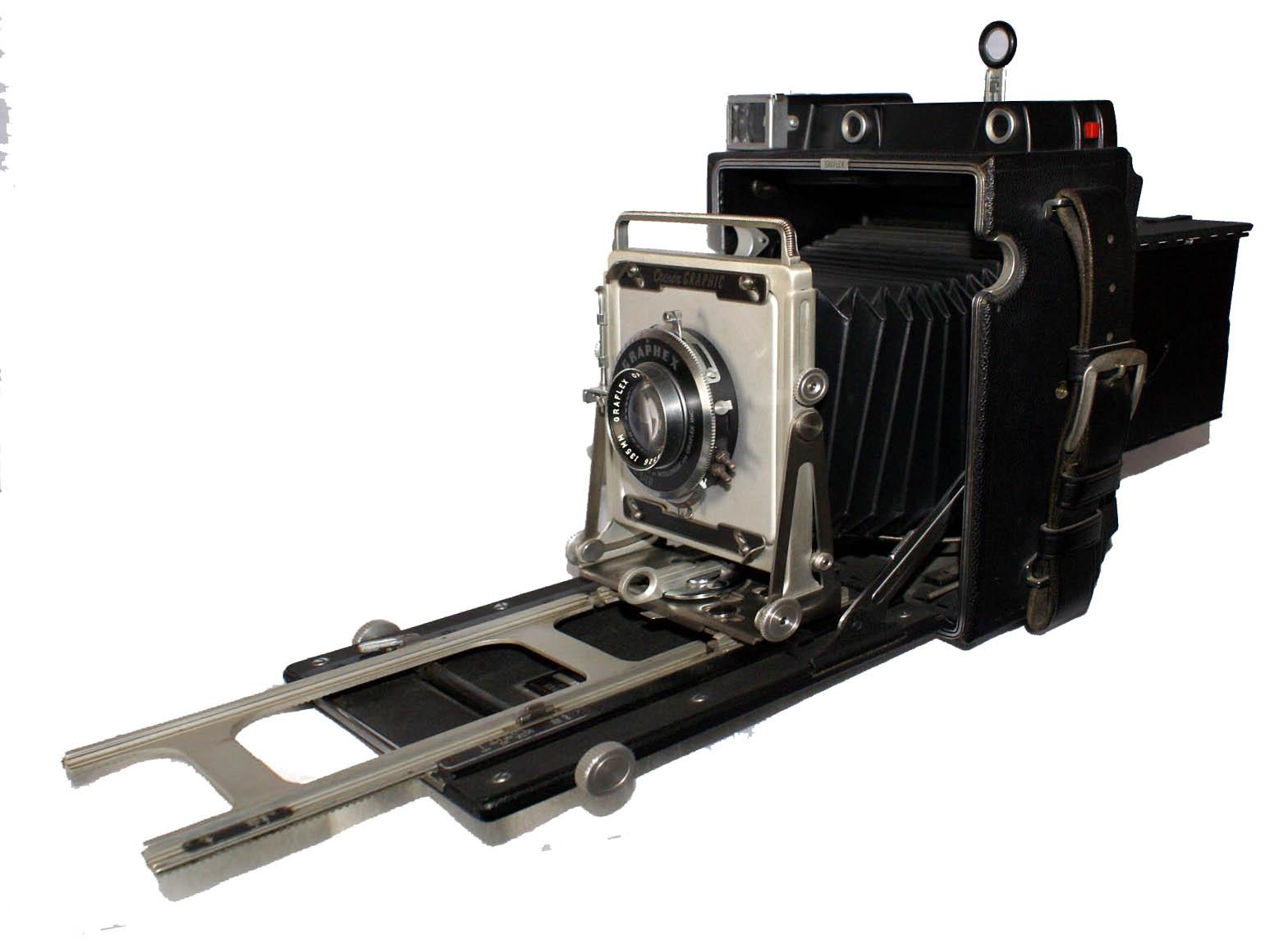 Peut-être le plus esthétique des appareils photographiques  source : JCR