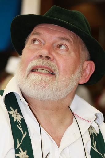 Josef Rist, Klarinette, aktiv von 1962-2012