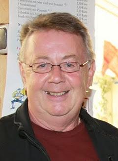 Ehrenvorstand  Andreas Mahler, Tenorhorn, aktiv von 1962-2012