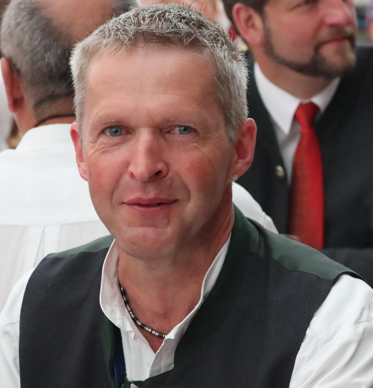 Albert Maurer, Trompete, Vorstand von 2005 - 2014, aktiv von 1980 - 2015