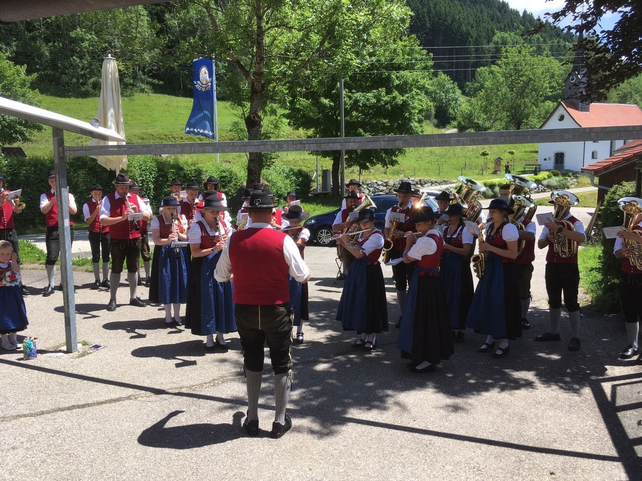 70. Geburtstag von Ehrenvorstand Andreas Mahler