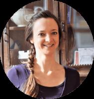 Christina Gieseler - Gesundheitstrainerin und Inhaberin von SALINUM Salzgrotte & Gesundheitsstudio