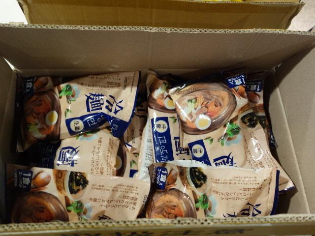 神戸物産様より 冷麺