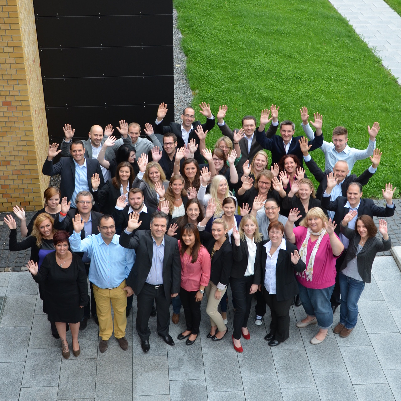 Das Backoffice  Team in Offenburg