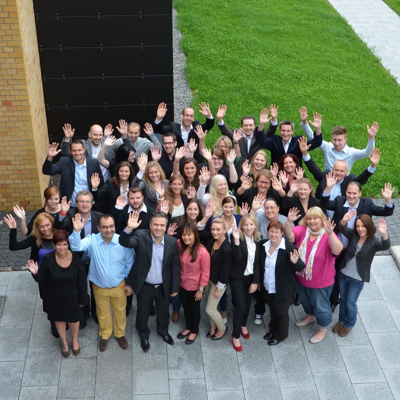Das Backoffice  Team in Offenburg