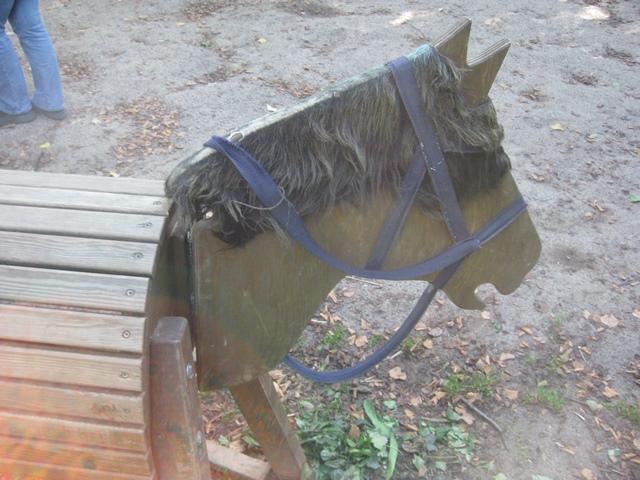 Wackelnde Pferdehälse