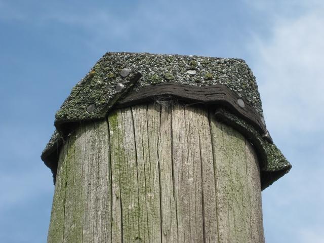 Diverser stirnseitiger Holzschutz
