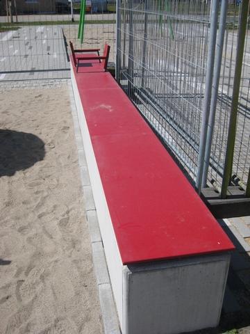 öffentlicher Spielplatz in Husum
