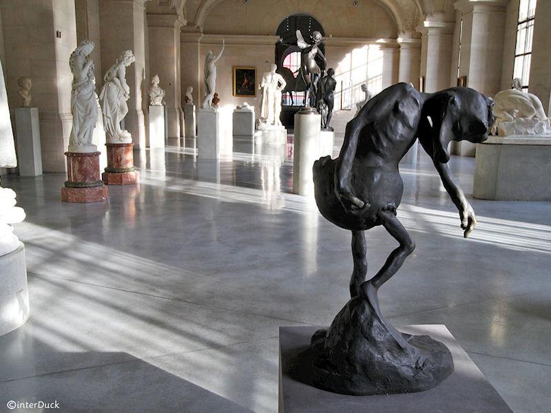 """Rodin - """"Der große Schatten"""""""