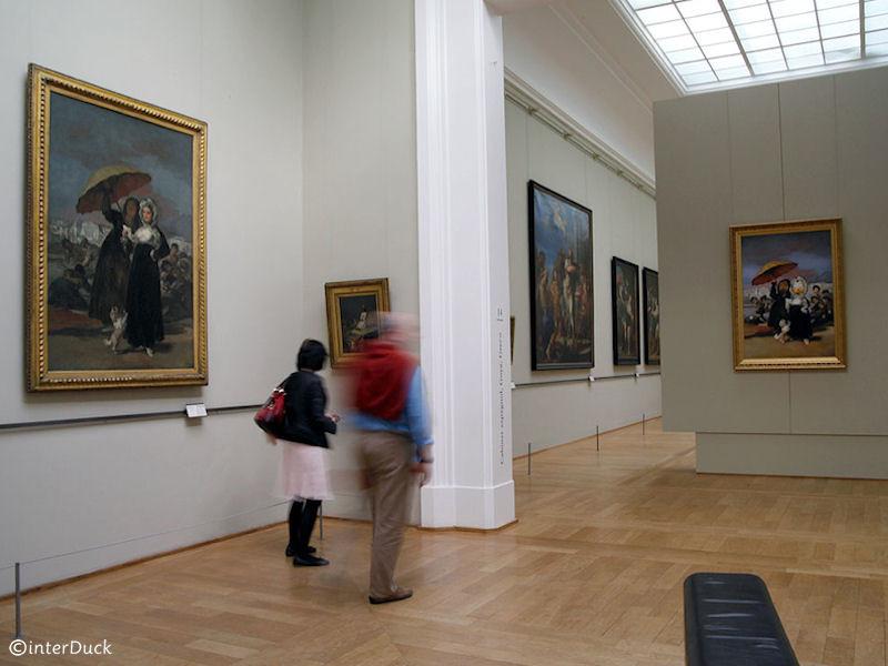Zwei Goyas