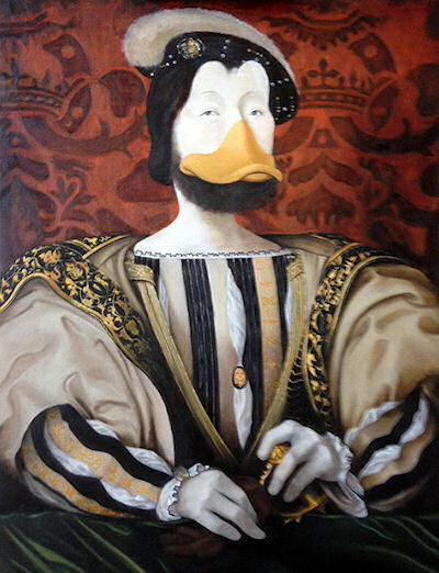 König Franz I. (Francois Iere)