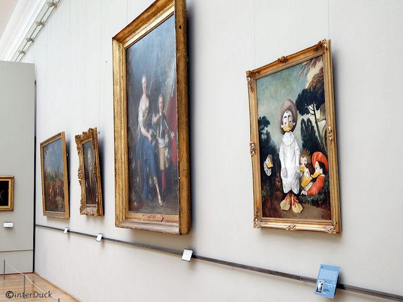"Watteau - ""Gilles"""