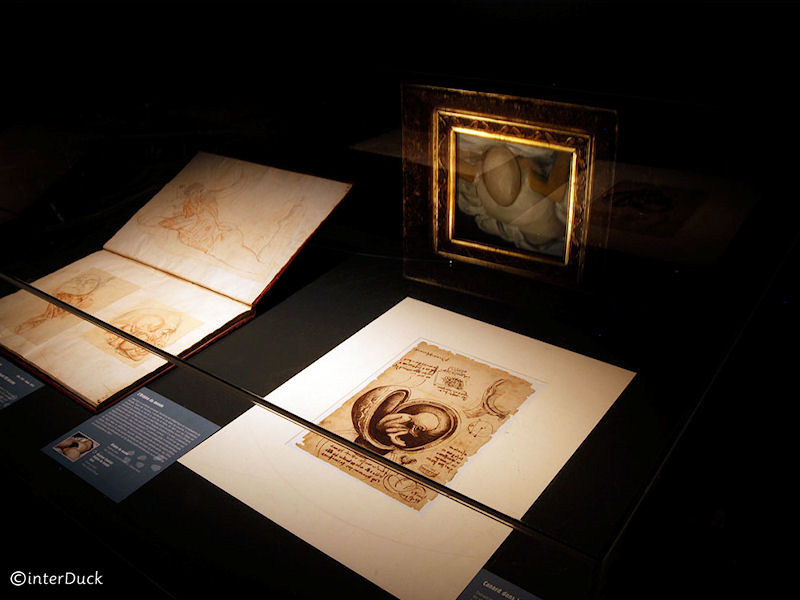 Courbet & Leonardo da Vinci