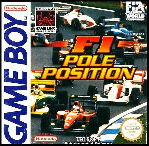 Formel 1 Spiele: F1 Pole Position (1992)