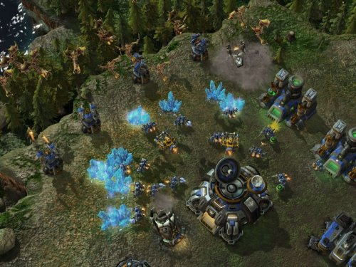 Beste Strategiespiele: StarCraft 2: Wings of Liberty