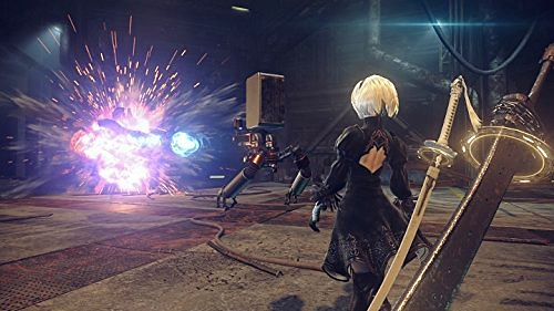 Beste PS4-Spiele 2017: NieR: Automata