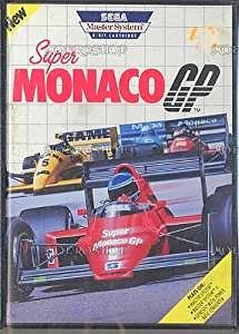 Formel 1 Spiele: Super Monaco GP (1989)