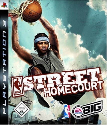 PS3 Sportspiele: NBA Street Homecourt Cover