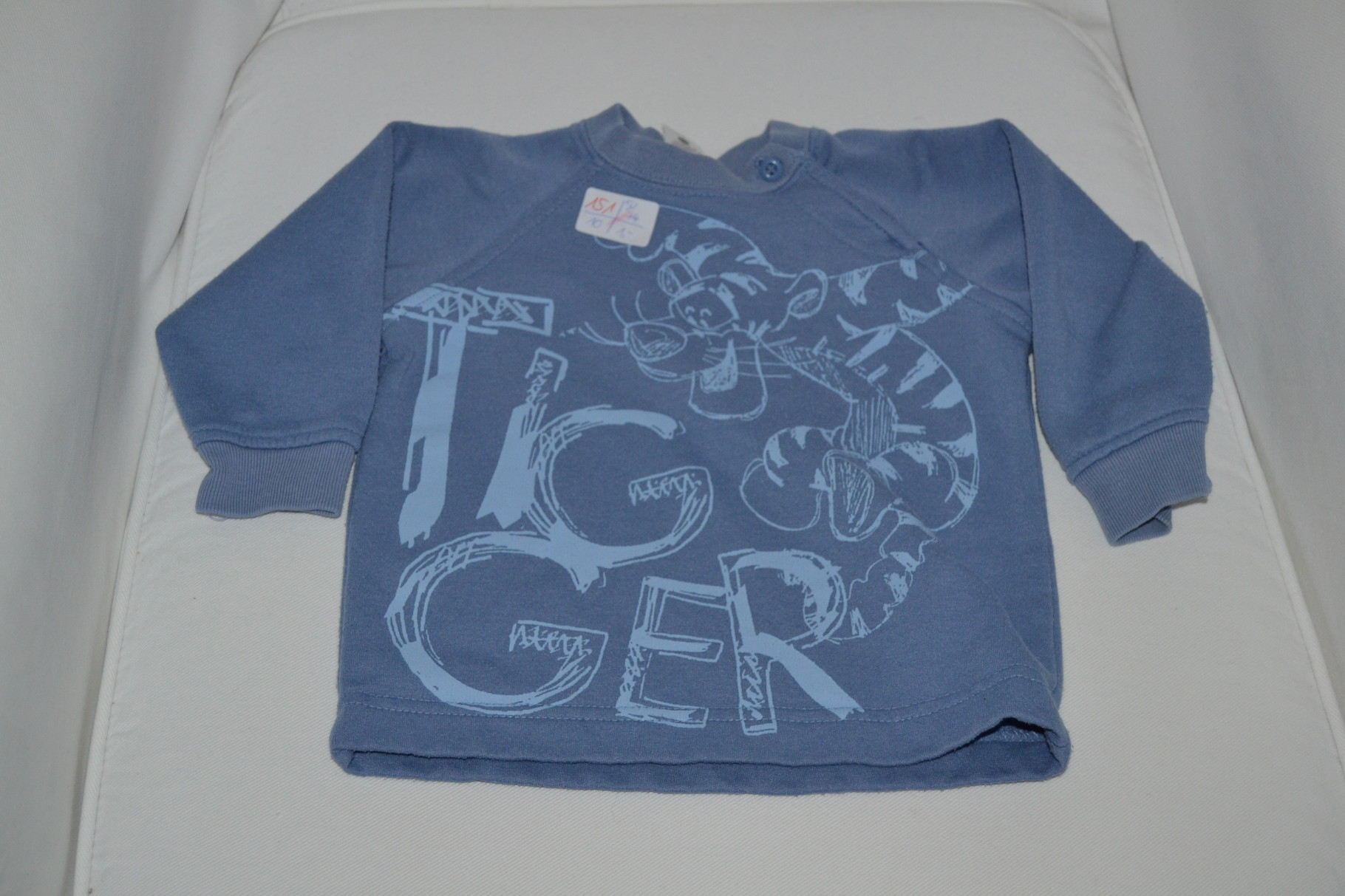 Tigger Pullover von C&A - Gr. 74 - 1,- €