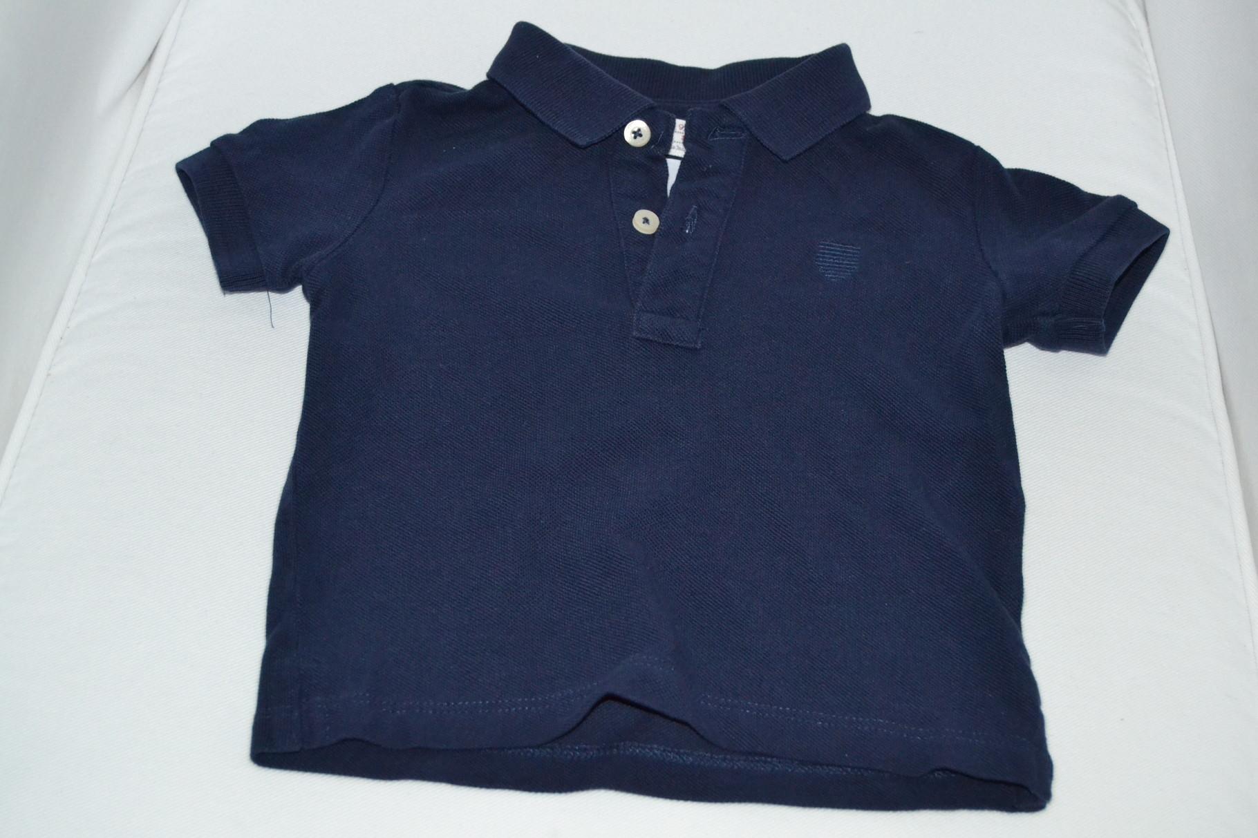 Poloshirt von Zara Baby Boy - Gr. 80 - 1,- €