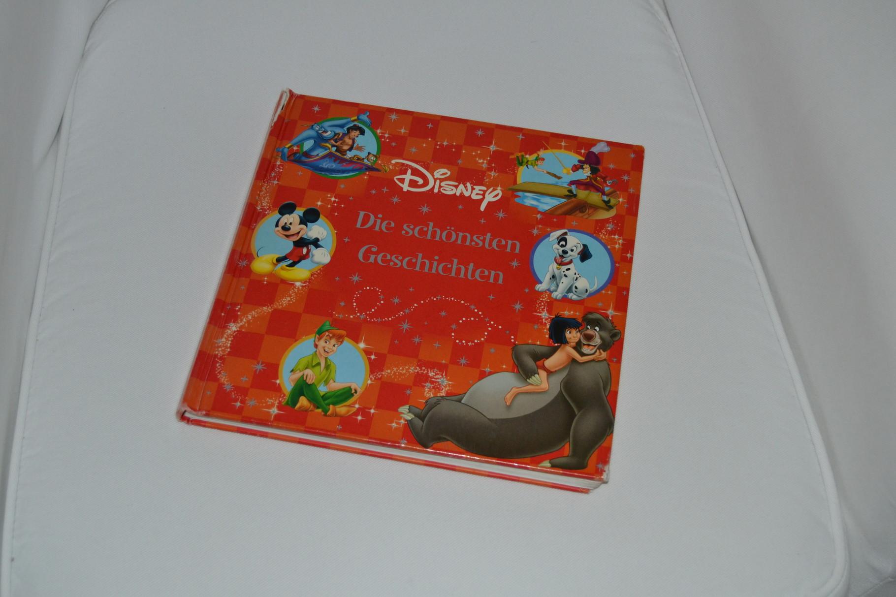 Buch Disney Die schönsten Geschichten - 1,50 €
