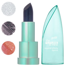 ★BEYOND INFINITY Lipstick★ 010 moonlit sparkle, 020 midnight shimmer und 030 aurora brilliance