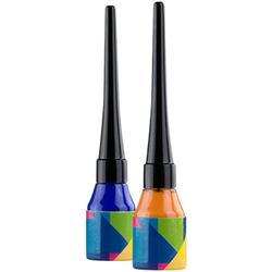 ★majestic dance eyeliner WP★ Der Eyeliner zaubert mit seiner leicht aufzutragenden Textur einen farbigen Lidstrich für den WOW-Effekt. Erhältlich in zwei Farbnuancen. 4 ml für 2,75 €