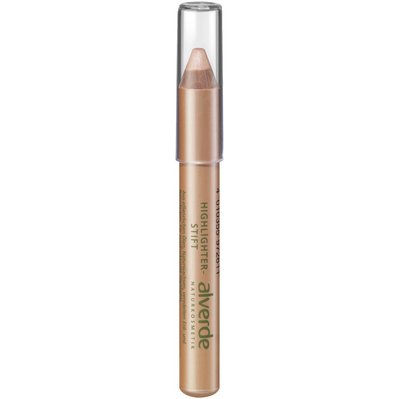 ★Highlighter-Stift★ Der cremig-apricotfarbene Ton mit goldenem Schimmer verleiht ausdrucksvolle Highlights. 2,1 g für 2,75 €