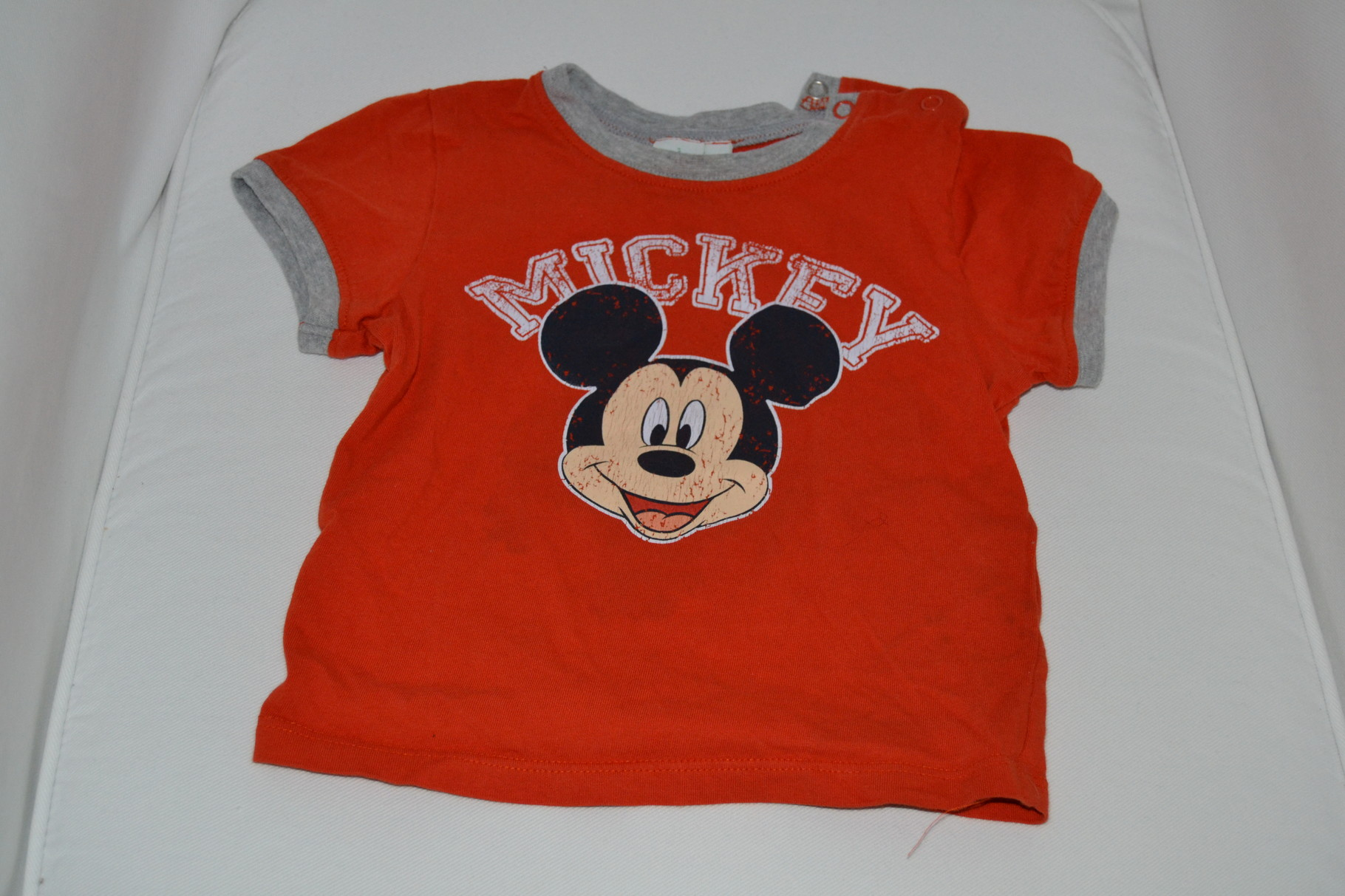 Mickey Maus T-Shirt - Gr. 80 - 1,50 €