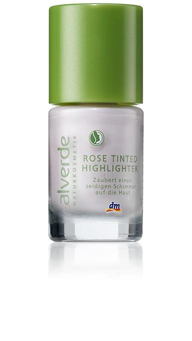 ★Rose Tinted Highlighter★ Mit dem Rose Tinted Highlighter lassen sich einfach und schnell schöne schimmernde Akzente setzen.  10 ml für 2,95 €
