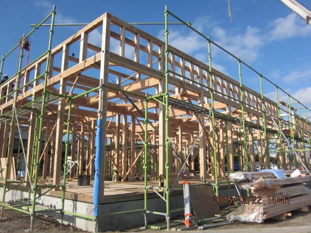 T邸:遮熱5面体(屋根・壁)施工