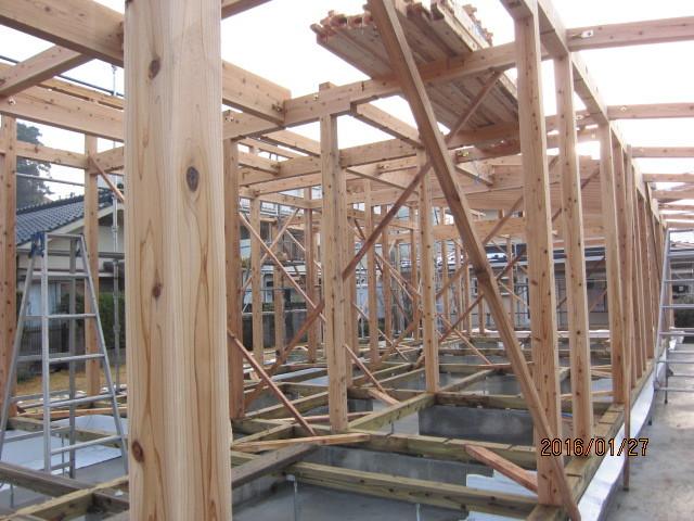 S邸:遮熱6面体(屋根・壁・床)施工