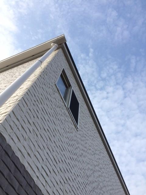 H邸:遮熱5面体(屋根・壁)施工