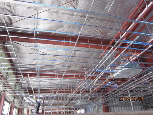 事務所:屋根遮熱施工