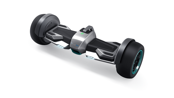 Hoverboard Hightech