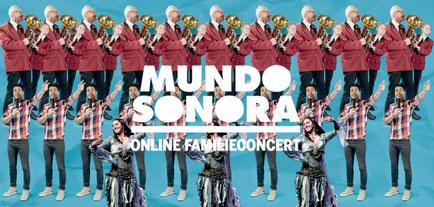 Geld binnen voor online familieconcert Mundo Sonora