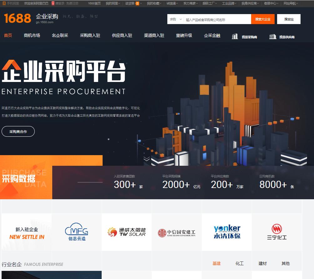 Kurzvorstellung der 1688-Plattform, dem wichtigsten Online-Markt für den elektronischen B2B-Handel in China