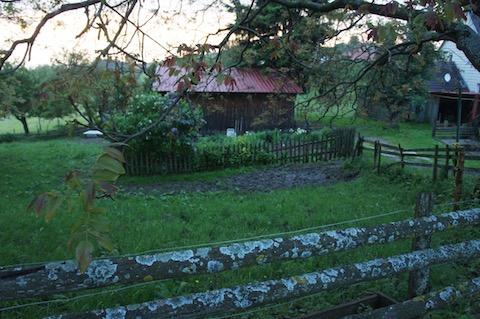 Bauerngarten in Horben
