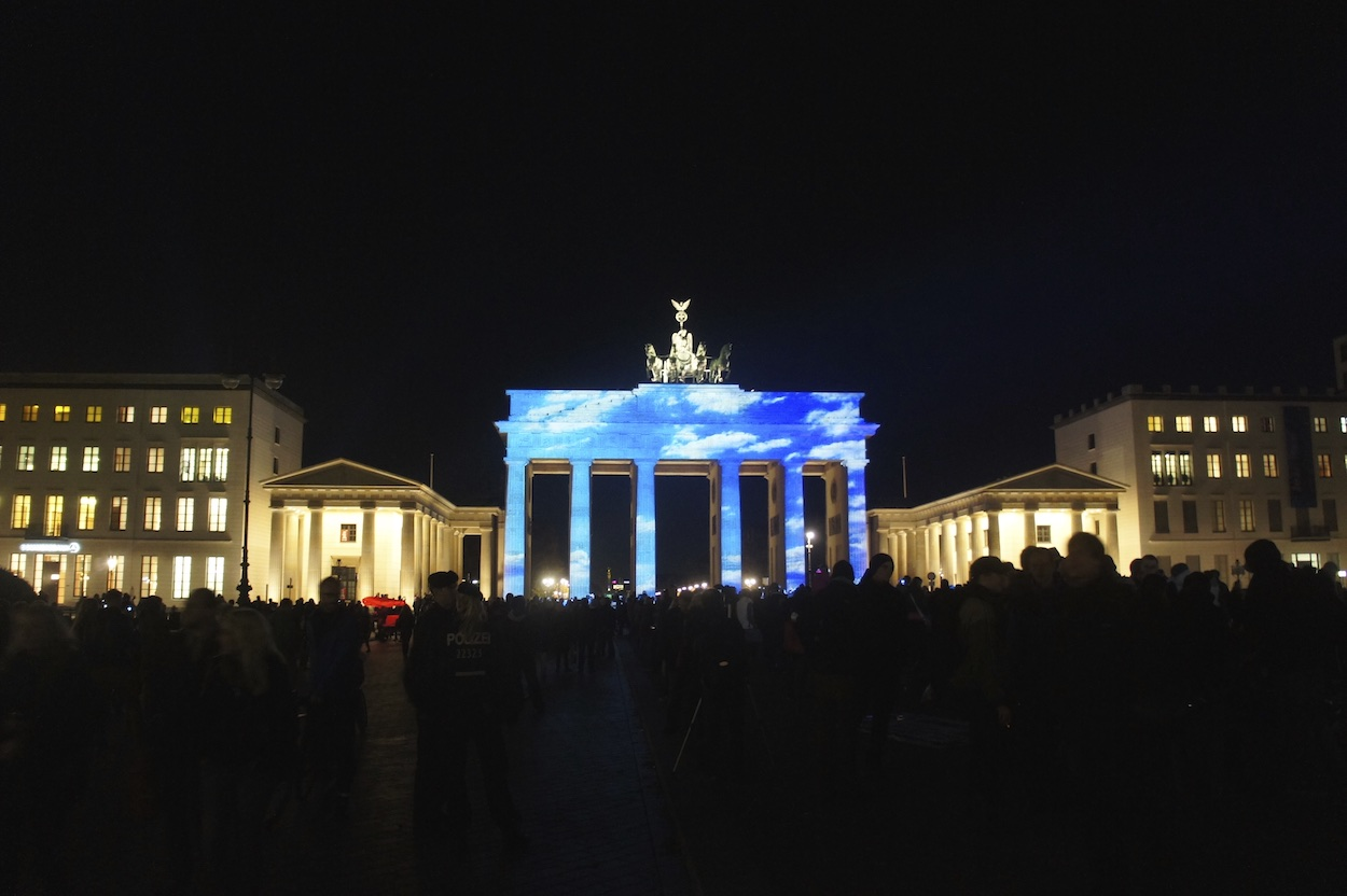 Berlin, Brandenburger Tor, Fotocredit MIC DOM